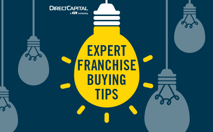 expert franchise buying tips