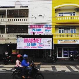 Warnet Campusnet Cabang Sampangan