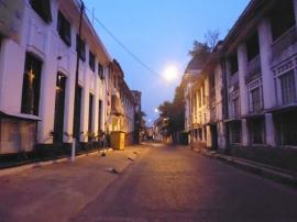 Menelusuri Arsitektur Klasik Eropa di Kota Lama, Semarang