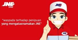 JNE Center Semarang Cabang Kyai Saleh