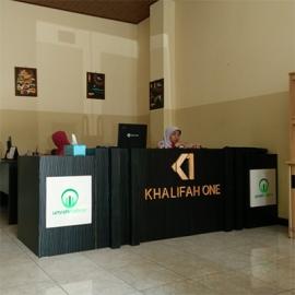 Khalifah One, Solusi Perjalanan Haji dan Umroh Anda