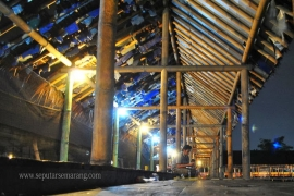 Kolam Pemancingan dan Pondok Lesehan Baron, Semarang