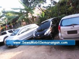 Sewa Mobil Semarangan