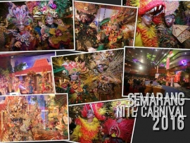 Semarang Night Carnival (SNC) 2016