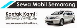 LMJ RentCar - Solusi Persewaan Mobil Semarang
